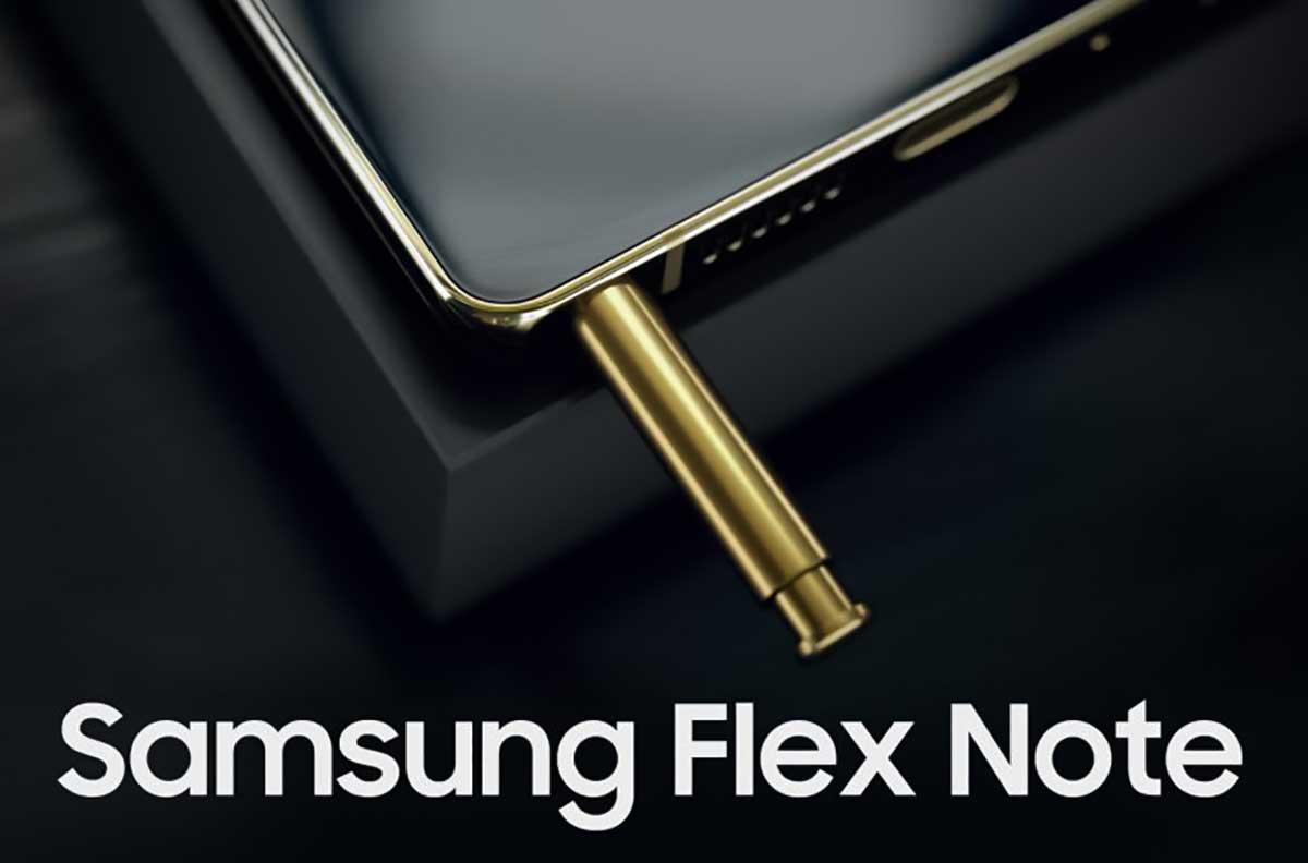 سامسونگ فلکس نوت و چندین نام دیگر با عنوان Flex ثبت شدند