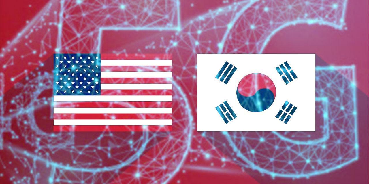 مقایسه سرعت و قیمت اینترنت 5G در کره جنوبی و امریکا