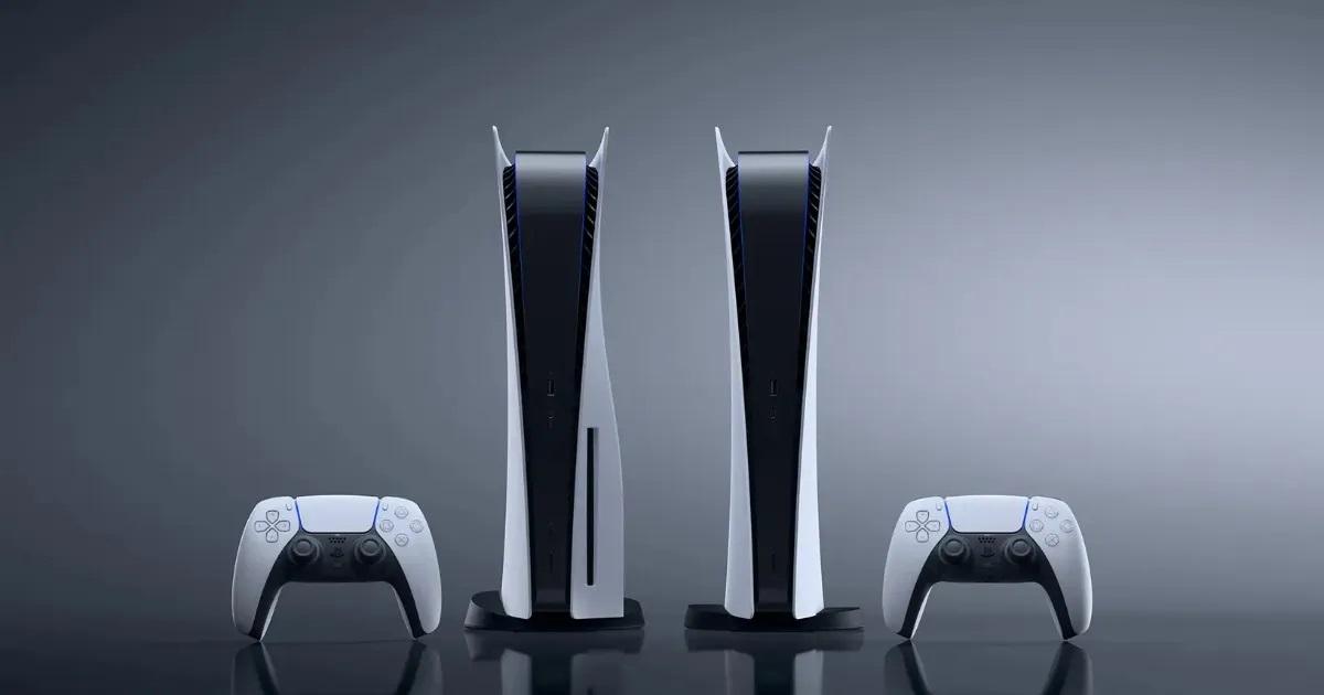 فروش PS5 سونی