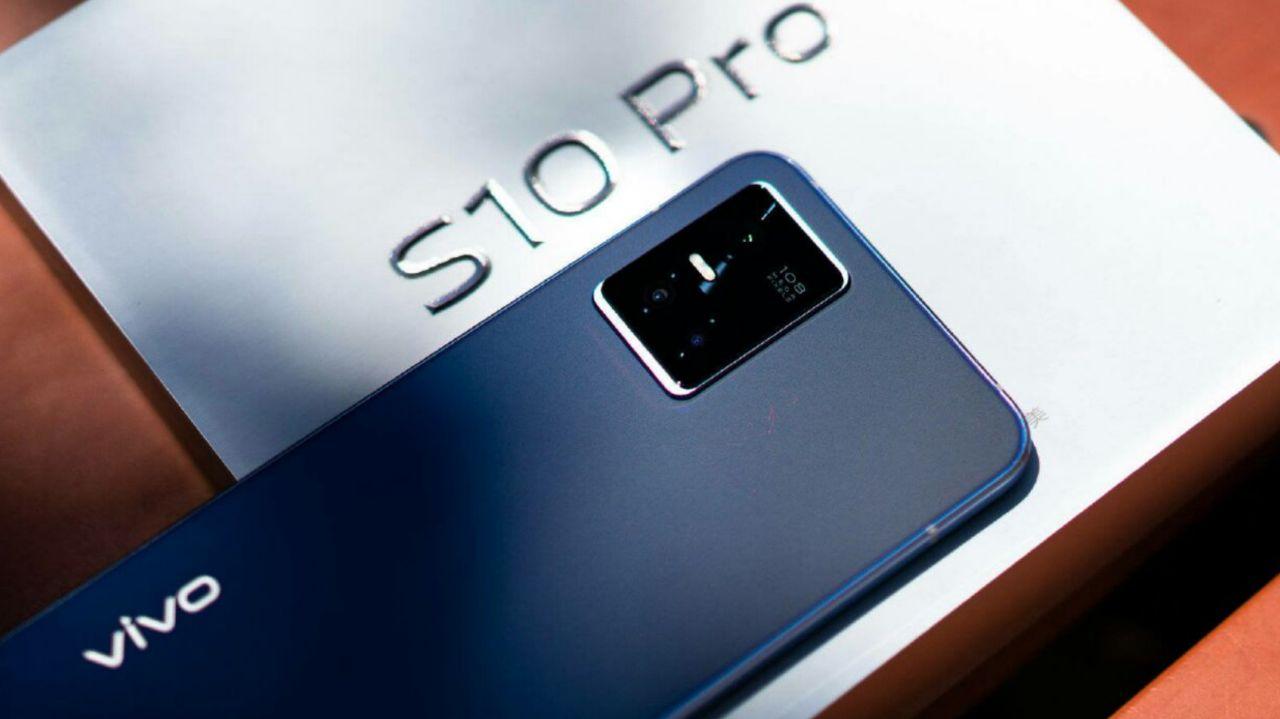 ویوو S10 Pro و ویوو S10 با تراشه Dimensity 1100 رسماً معرفی شدند
