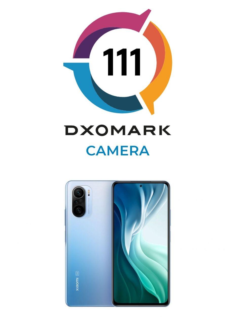 امتیاز DxO دوربین اصلی شیائومی Mi 11i