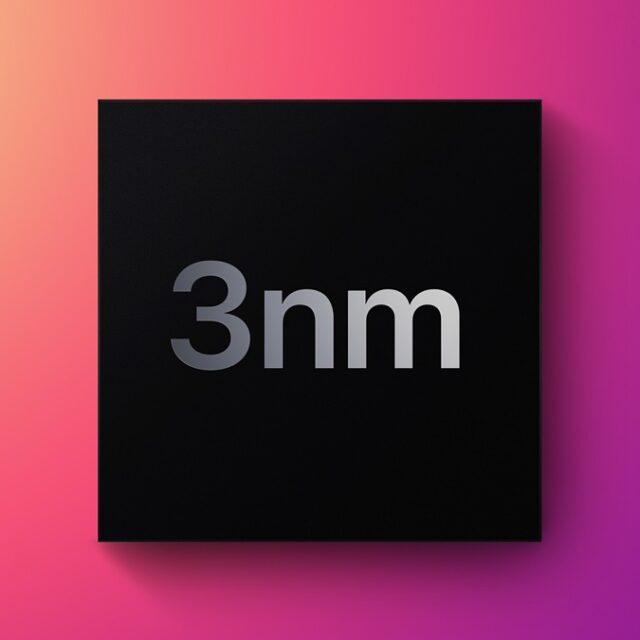 تراشه ۳ نانومتری اپل