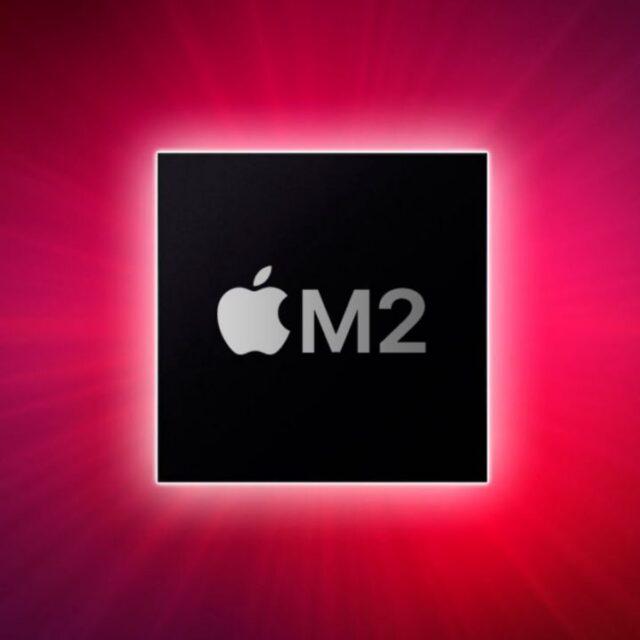 تراشه Apple M2