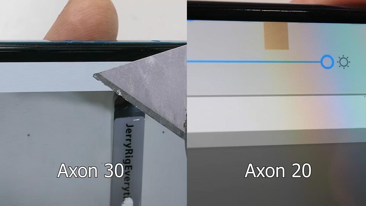 عرضه جهانی ZTE Axon 30 5G با دوربین زیر نمایشگر پیشرفتهتر
