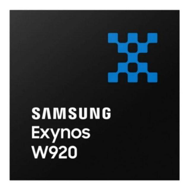 تراشه Exynos W920