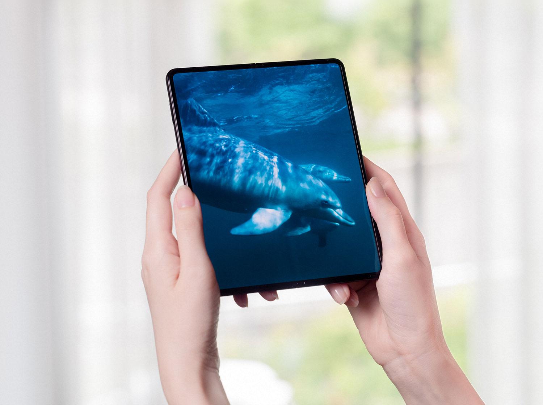 سامسونگ تولید نمایشگر تاشو برای گوشیهای جدید خود را تا ۵۰ درصد افزایش میدهد