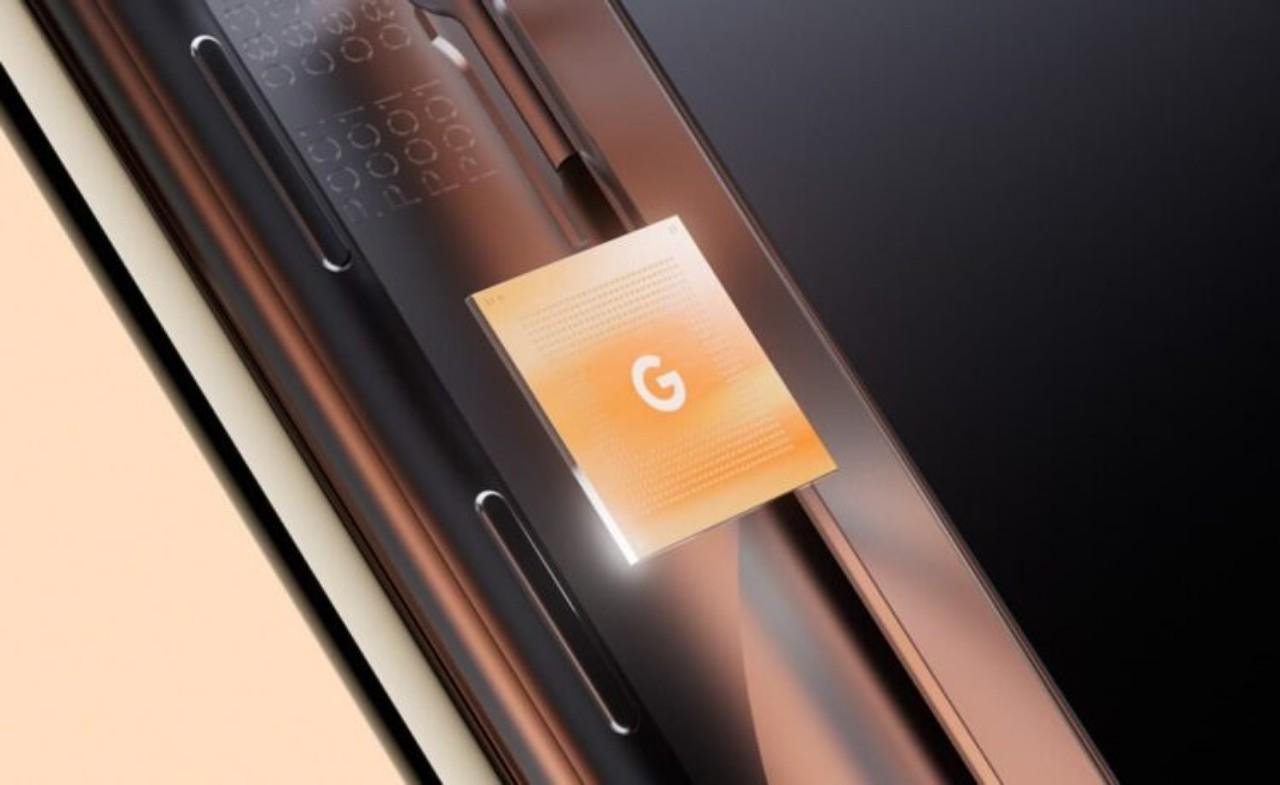 تراشه پیکسل ۶ گوگل
