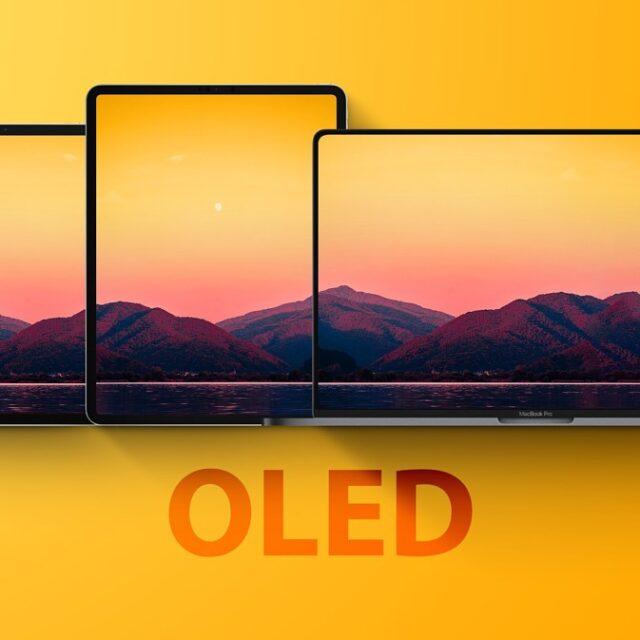 تامین نمایشگر OLED محصولات اپل توسط ال جی