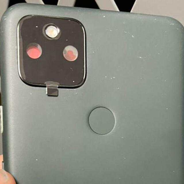 گوگل Pixel 5a