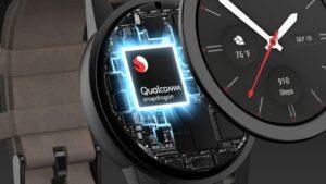 تراشه Snapdragon Wear 5100