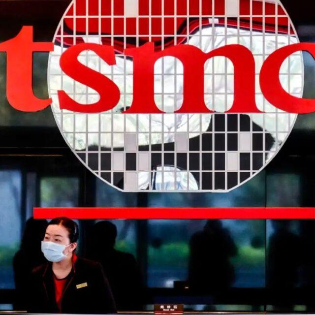آلودگی گازی در TSMC