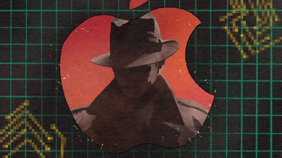 اپل یک مامور مخفی غیر رسمی در انجمن افشاگران آیفون داشته است