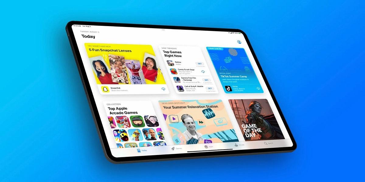 تغییرات جدید اپ استور اپل