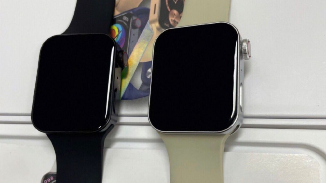 نسخه فیک Apple Watch 7