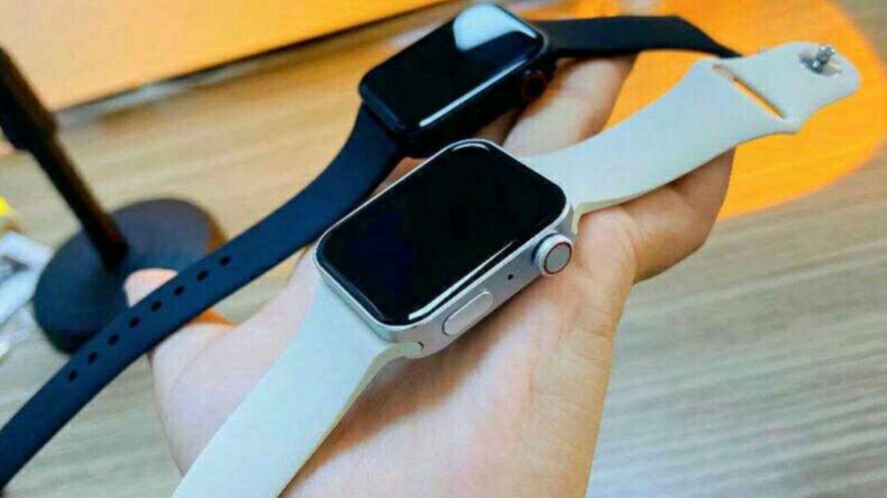 نسخه فیک Apple Watch 7 که در چین به فروش میرسد را ببینید!