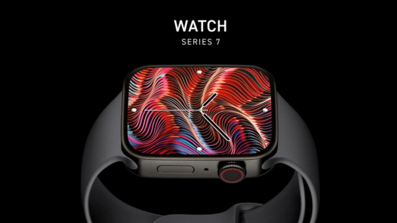 رندر Apple Watch Series 7 را این بار با جزئیات بیشتر و جذابتر ببینید