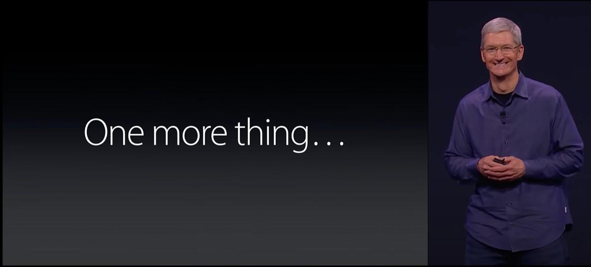 مراسم معرفی اپل واچ و دهمین سالگرد تیم کوک بهعنوان مدیرعامل اپل