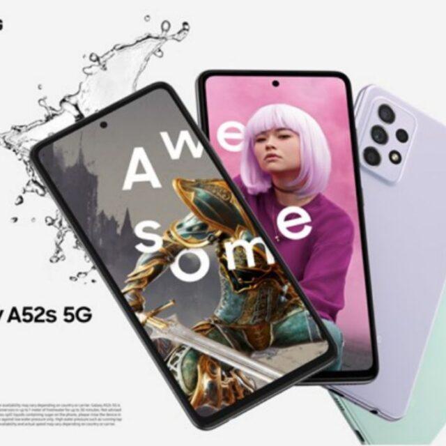 سامسونگ Galaxy A52s