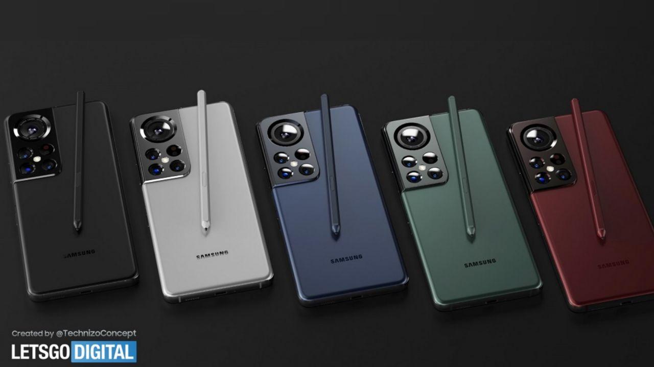 مشخصات سری Galaxy S22، اطلاعاتی در مورد باتری، دوربین و نمایشگر آن میدهد