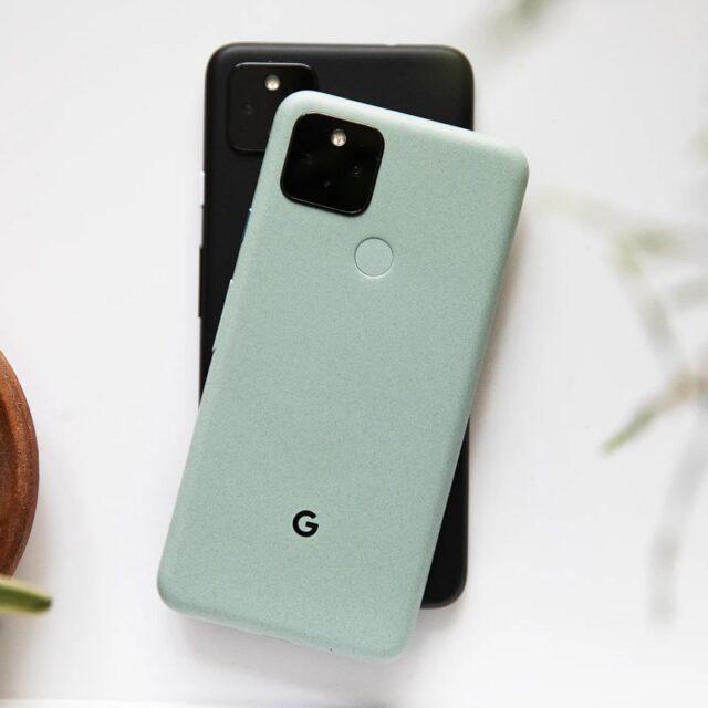 توقف فروش گوگل پیکسل 5 و 4a 5G