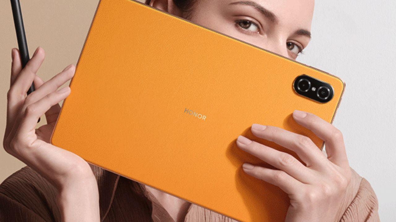 آنر Tab V7 Pro رسماً معرفی شد: اولین تبلت با Kompanio 1300T