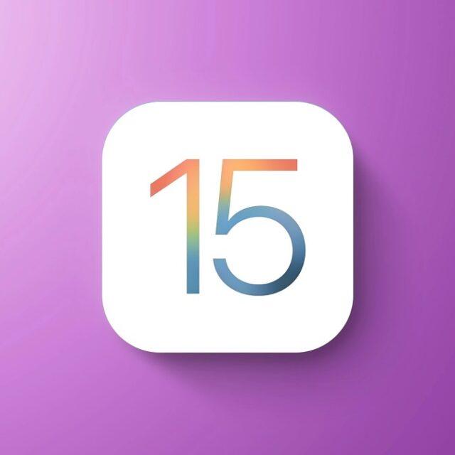 نسخه جدید بتا iOS 15