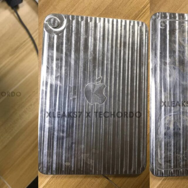 نمونه iPad Mini 6