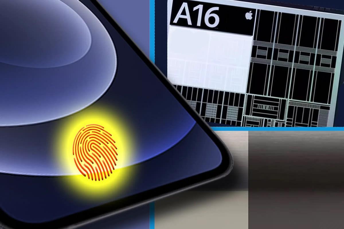 اپل نسخهای از آیفون ۱۳ را با Touch ID آزمایش کرده اما بعید است امسال عرضه شود