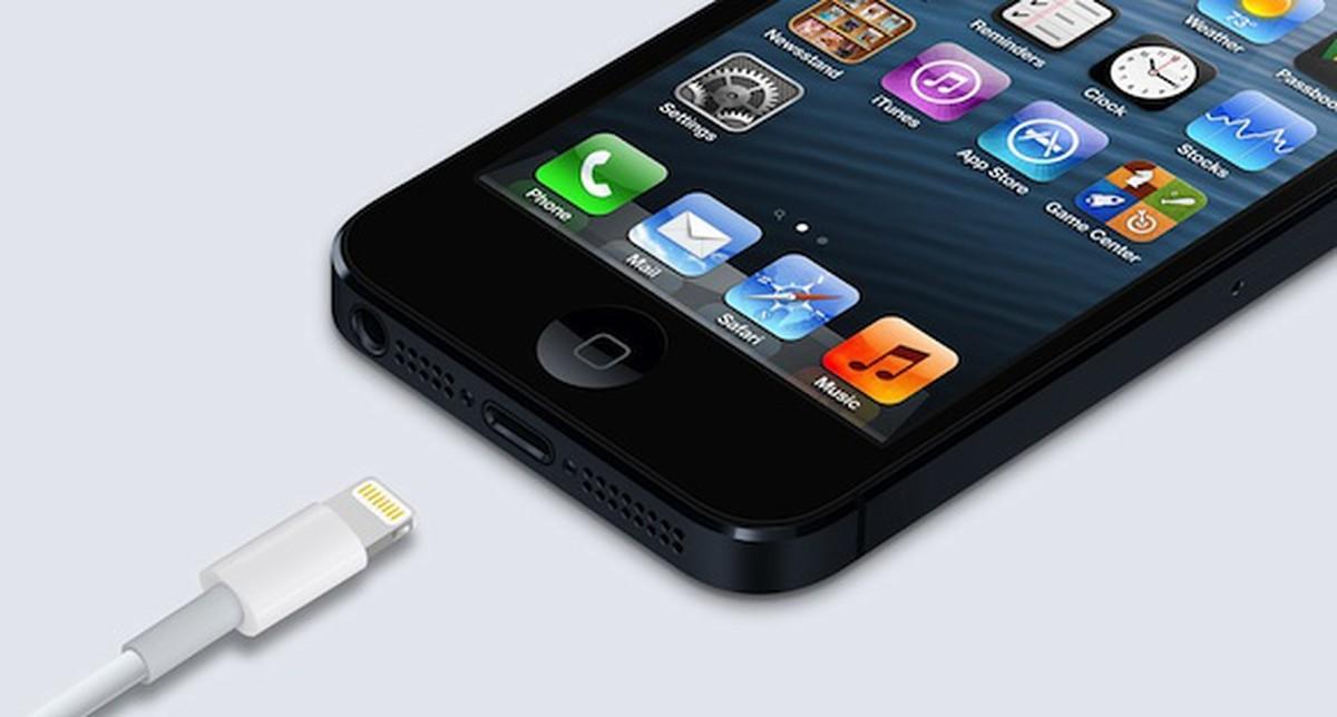 آیفون ۵ اولین گوشی اپل با پورت لایتنینگ