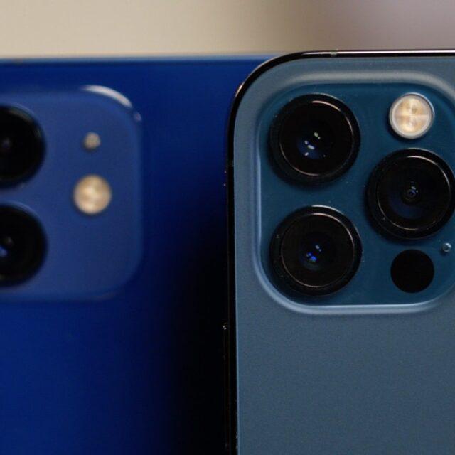 تغییر شیوه تولید دوربین آیفون