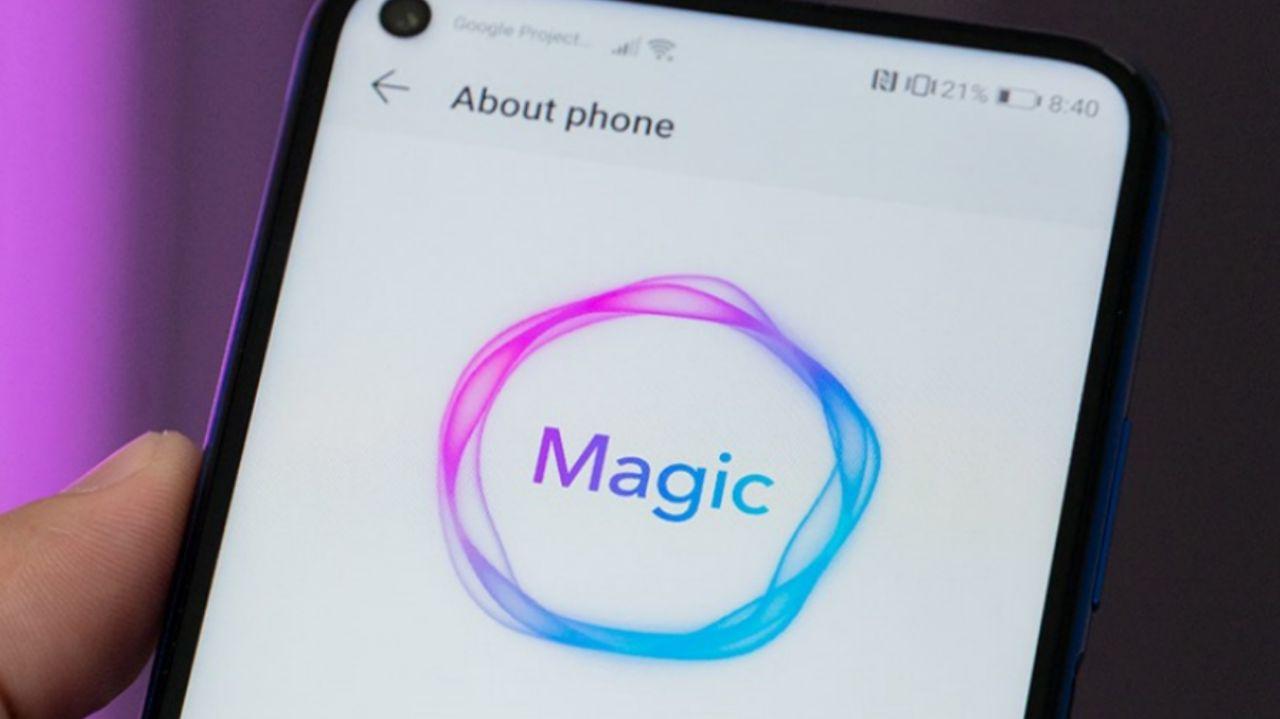 رابط کاربری MagicUI 5.0