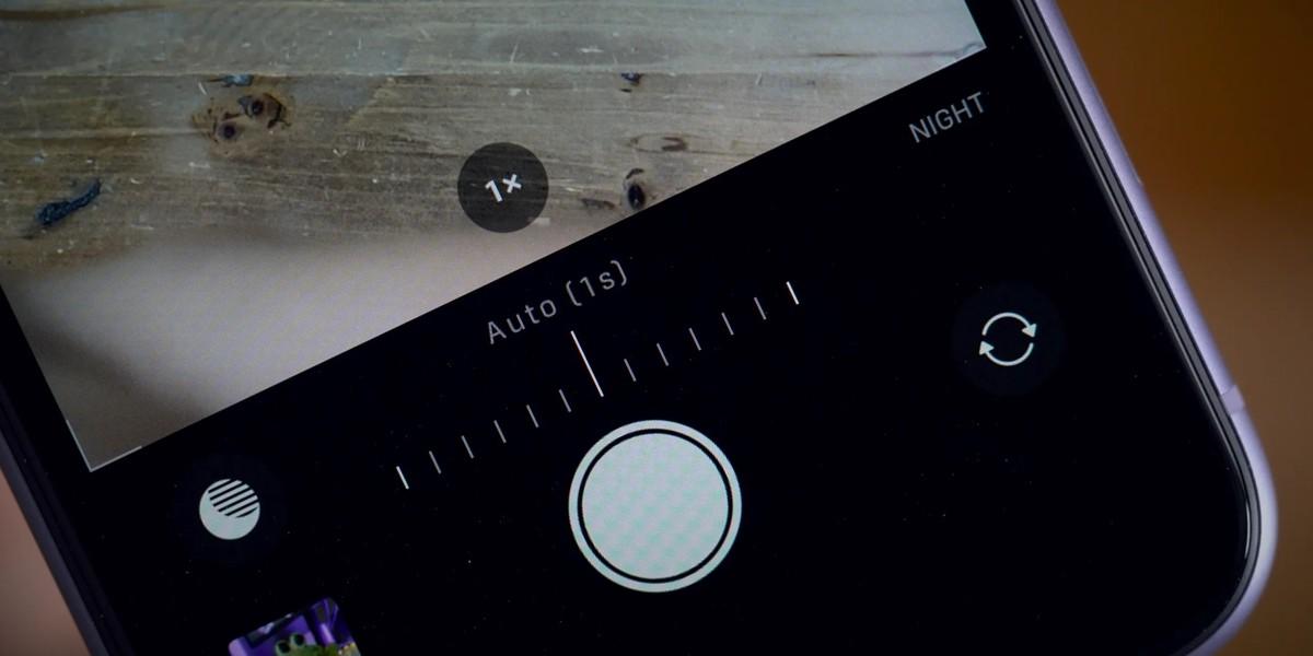 غیرفعال کردن دائمی نایت مود دوربین آیفون در iOS 15