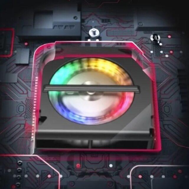 تیزر مدیریت حرارت در سطح هوافضا نوبیا Red Magic 6S Pro