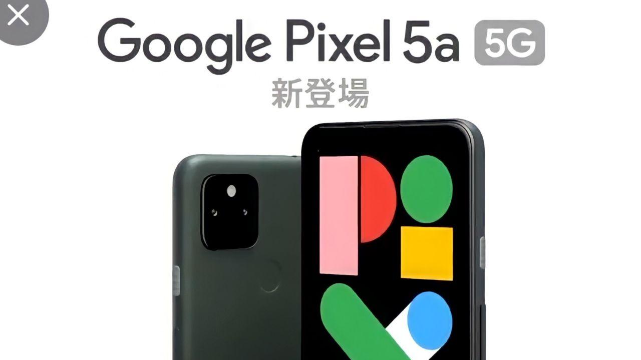 ویدیوی تبلیغ Pixel 5a گوگل توسط یک اپراتور ژاپنی لو رفت!
