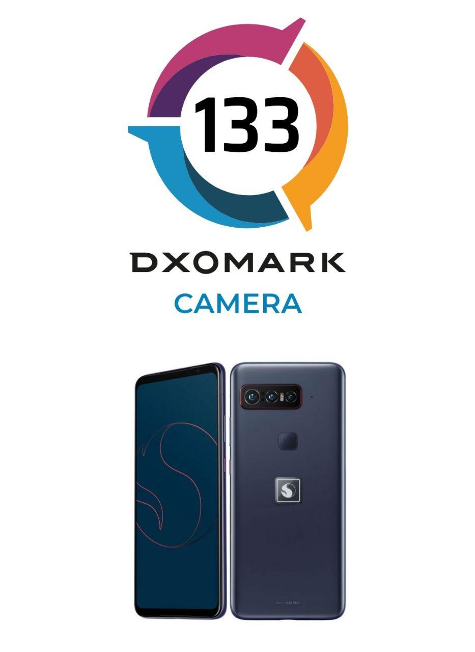 امتیاز DxO دوربین گوشی هوشمند کوالکام