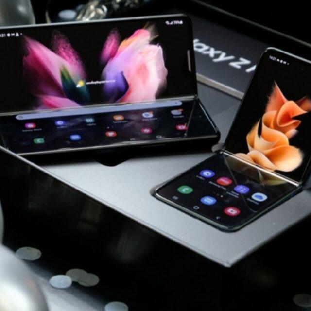 میزان فروش Galaxy Z Fold 3 و Galaxy Z Flip 3