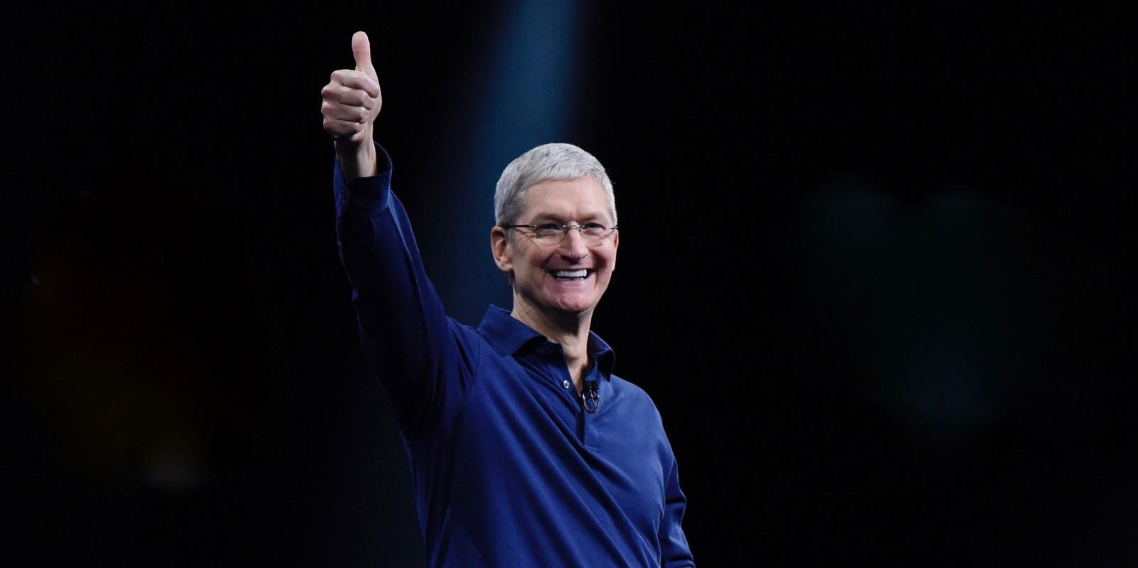 تیم کوک ۷۵۰ میلیون دلار سهام اپل