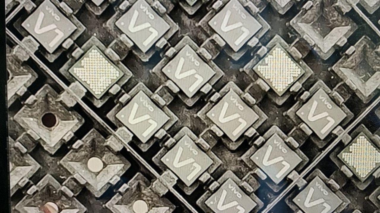 تراشه ویوو V1 لو رفت؛ اولین تراشه اختصاصی ویوو به زودی معرفی میشود