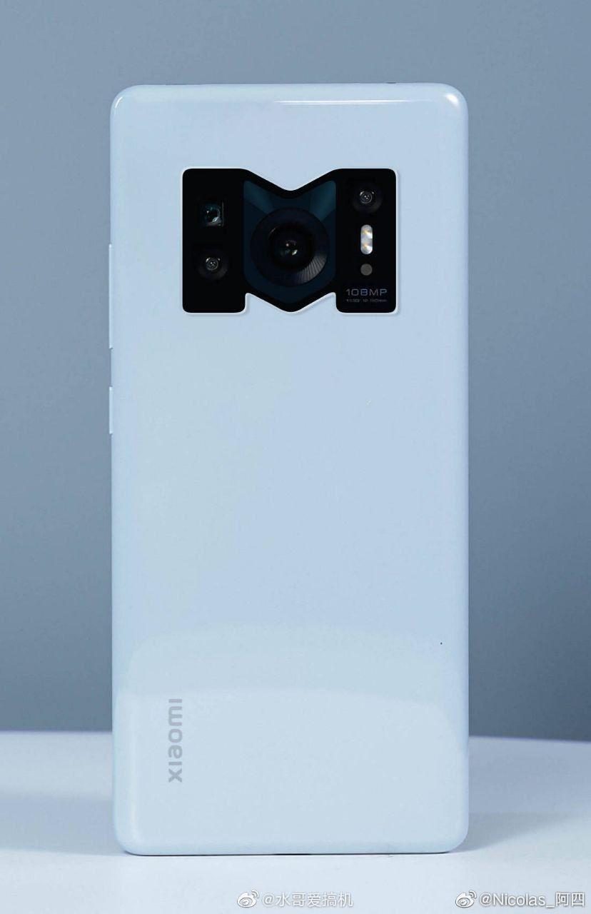 تصویر لو رفته از شیائومی می ١٢ با ماژول دوربین M شکل