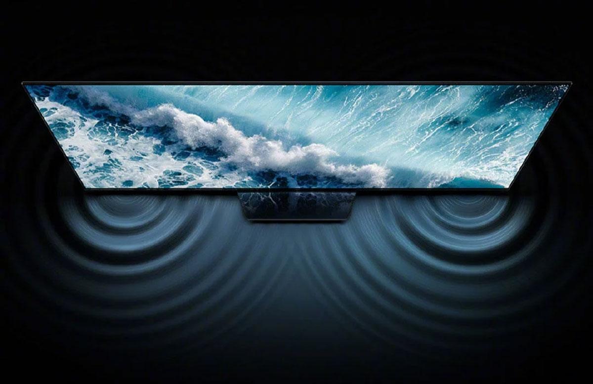 تلویزیون شیائومی Mi TV OLED 77 رسما معرفی شد: قیمت حدود ۳۰۸۰ دلار