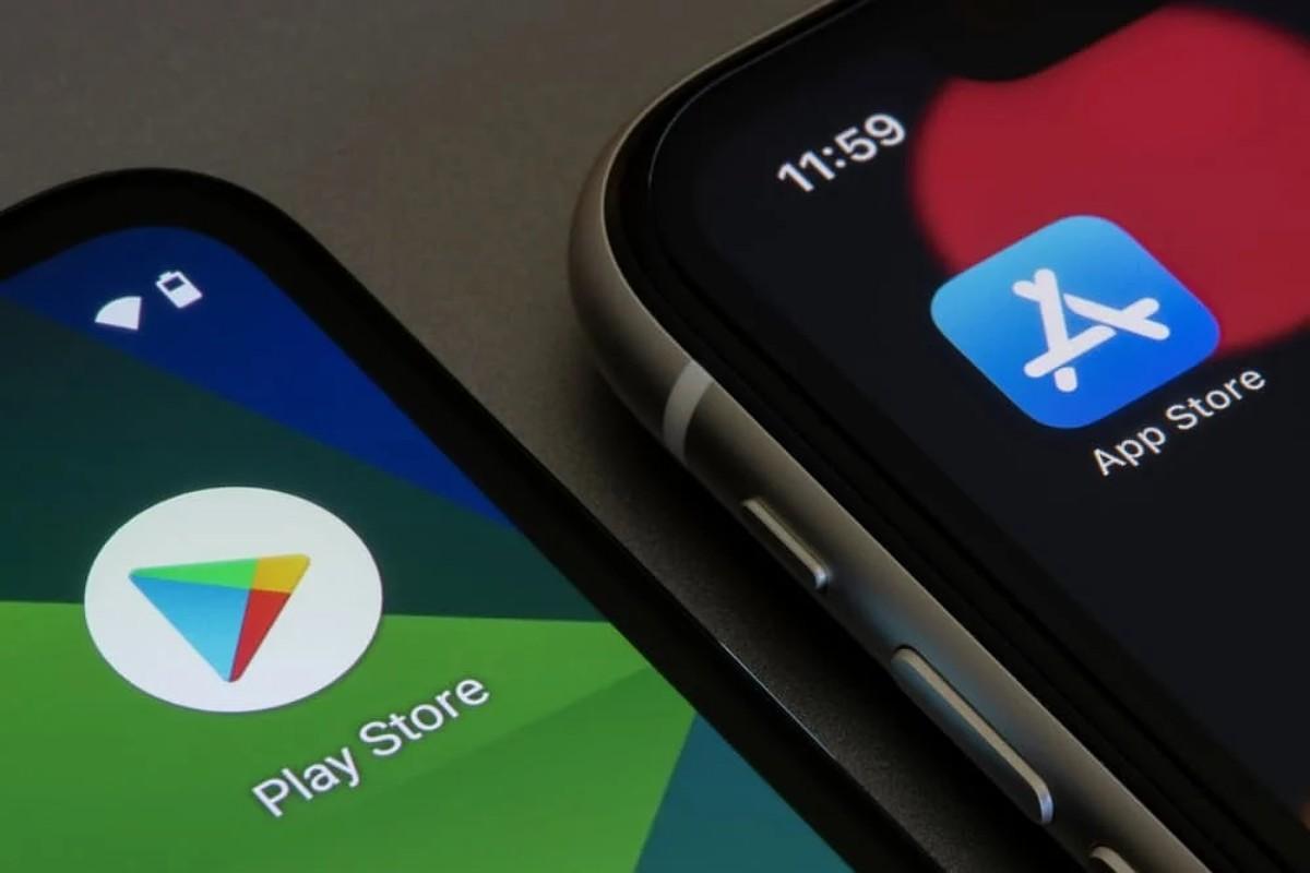 هزینه کاربران برای اپ استور اپل در برابر گوگل پلی استور