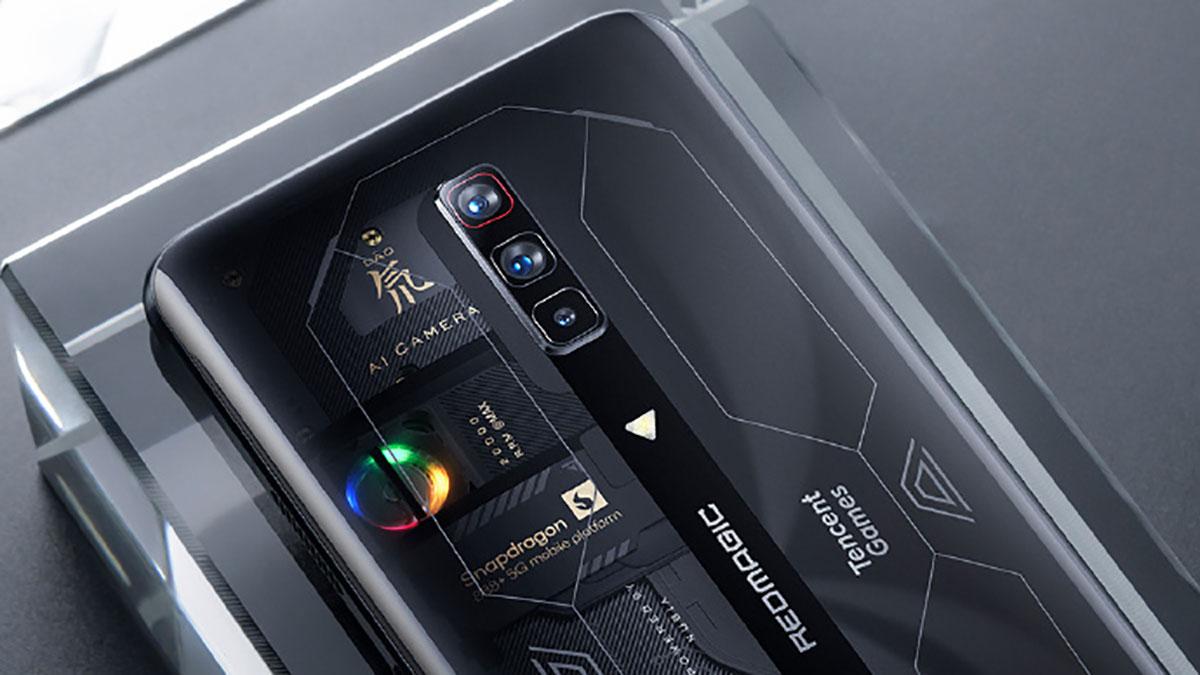 گوشی گیمینگ Nubia Red Magic 6s Pro با فن RGB و شارژر ۱۲۰ وات در راه است