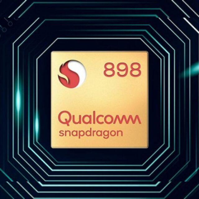 پردازنده گرافیکی Snapdragon 898