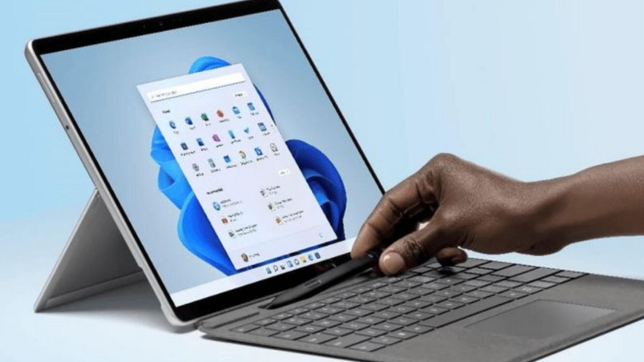 مایکروسافت Surface Pro 8