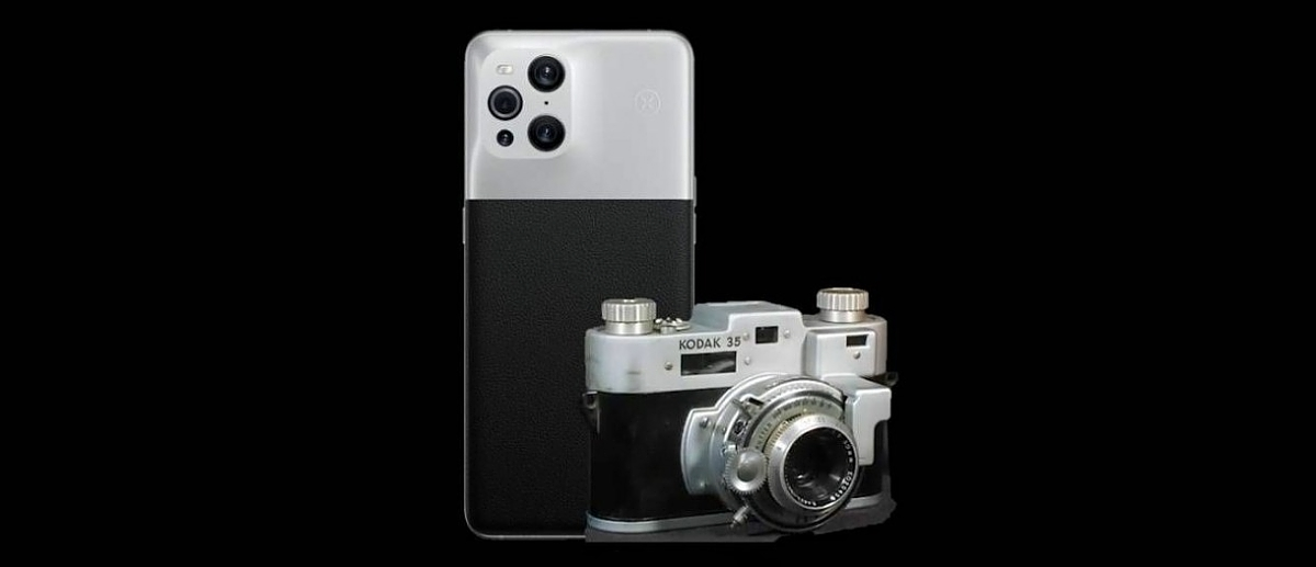 گوشی OPPO Find X3 Pro Photographer Edition حاصل اولین همکاری اوپو با کداک خواهد بود