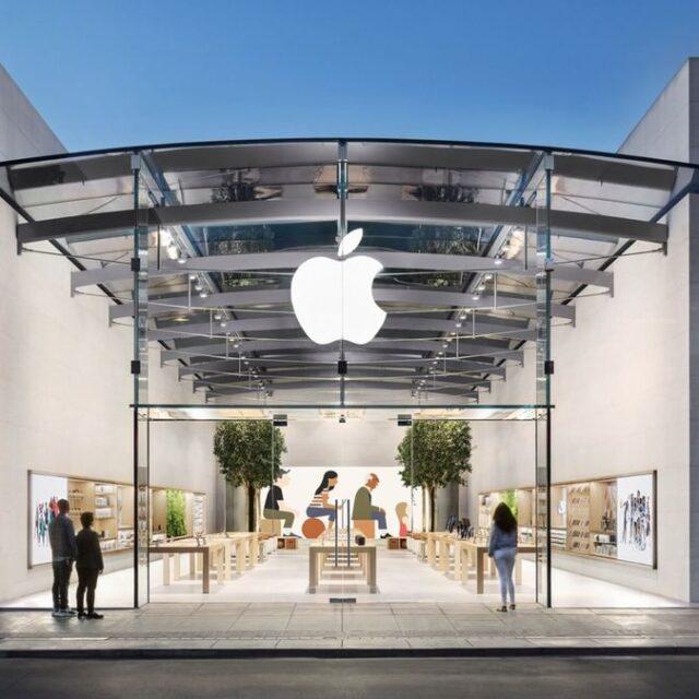 پاداش ۱۰۰۰ دلاری اپل به کارکنان فروشگاههای فیزیکی خود بهپاس قدردانی از تلاش آنان