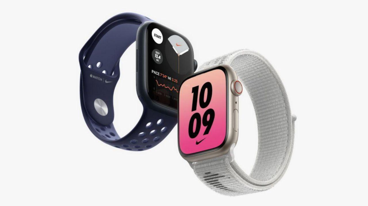 اپل واچ سری ٧ با نمایشگر کم حاشیهتر و طراحی تغییر یافته رسماً رونمایی شد