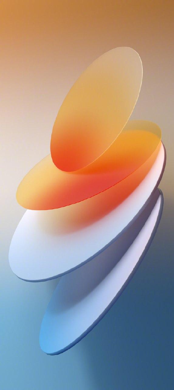والپیپر ColorOS 12