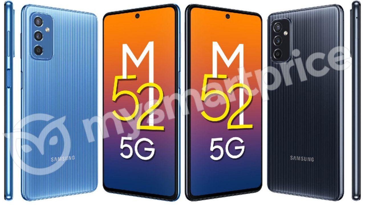 به سامسونگ Galaxy M52 5G با دوربین اصلی سه گانه سلام کنید!