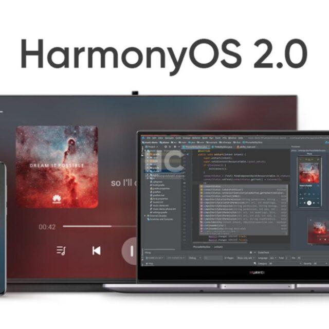تعداد کاربران HarmonyOS